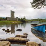 Ross Castle Ruins and Lough Leane
