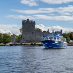 Cruise Killarney's beautiful lakes with the M.V Pride of the Lakes. This scenic tour offers views of Lough Leane, Killarney's largest and most picturesque lake.